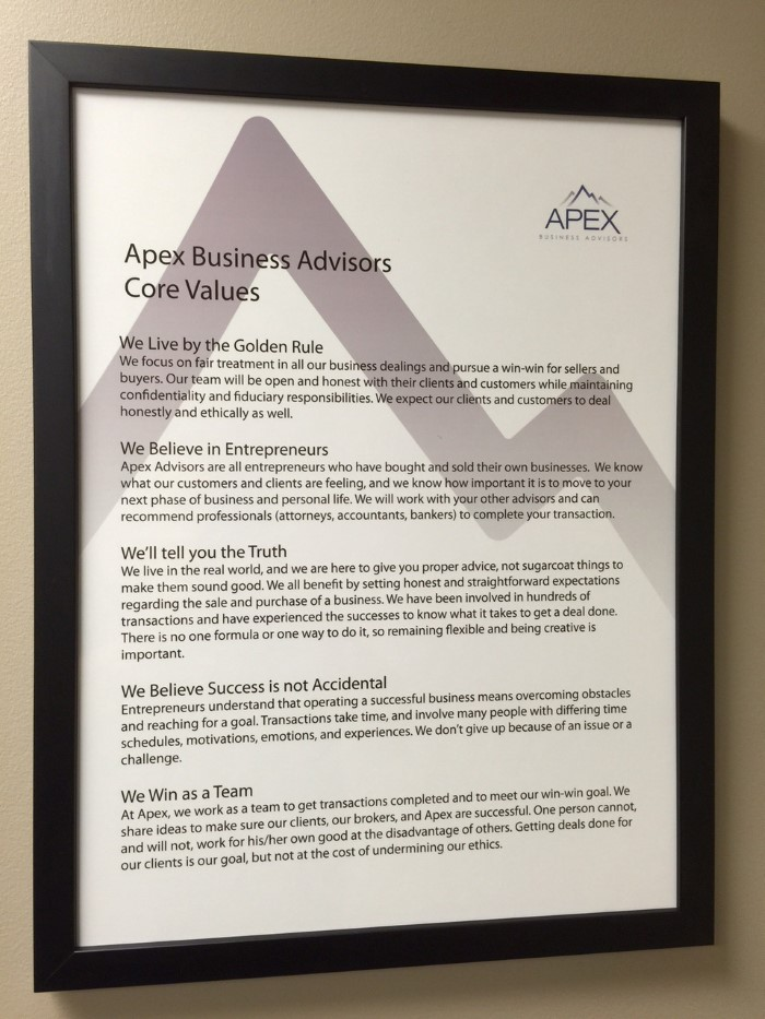 Licensed & Certified Advisors for Business