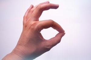 Hand Sign - Okay