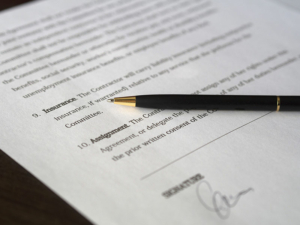 Business Broker Listing Agreement